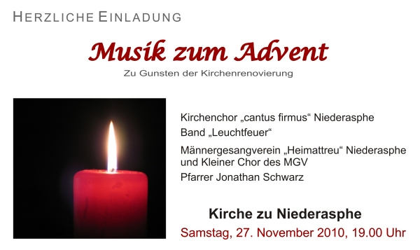 MusikZumAdvent2010
